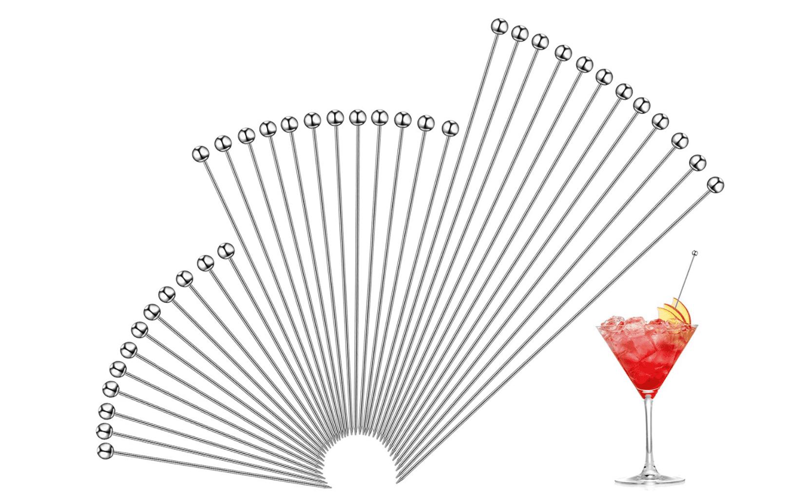 35 Piece Cocktail Picks