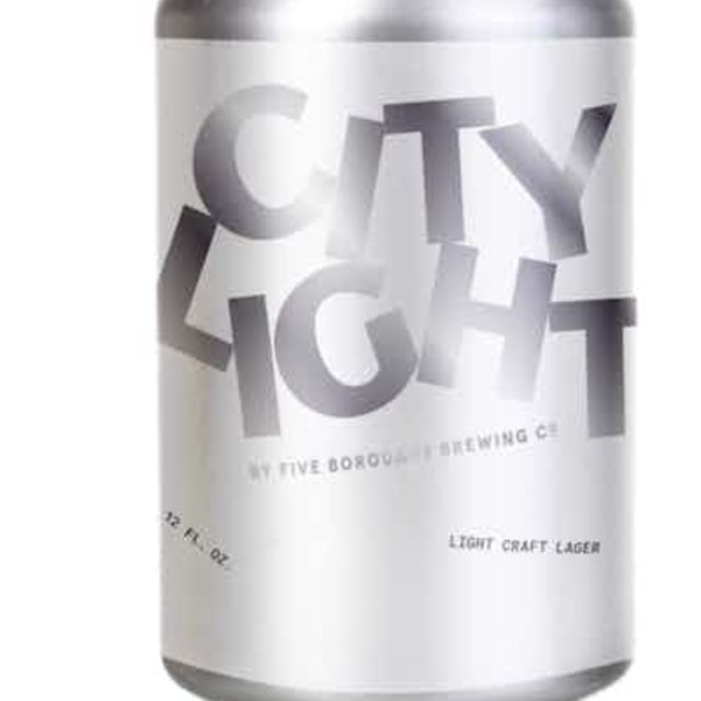 Five Boroughs Brewing Co. City Light
