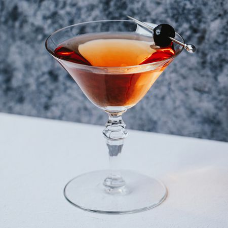 Not Manhattan Cocktail Recipe