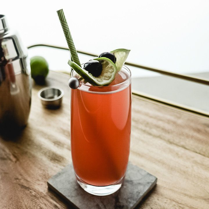 New Slang cocktail