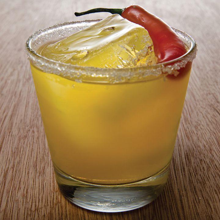 Spicy Grand Margarita Cocktail Recipe