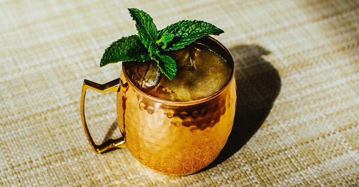 Kentucky Mule Cocktail Recipe