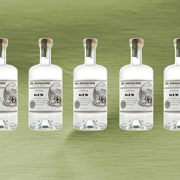 St. George Spirits gin