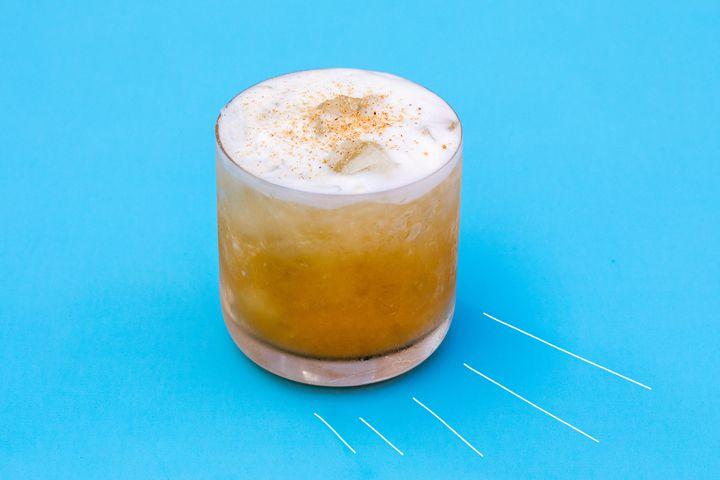 Tōji Moon cocktail