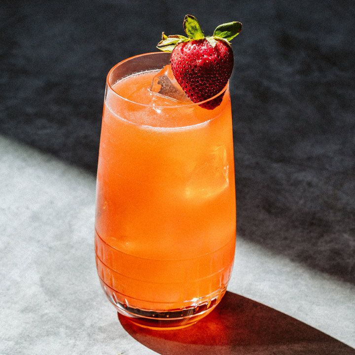 Ruby Patch cocktail