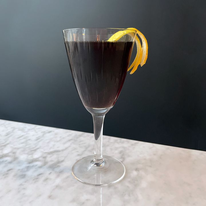 Woodson & Ford cocktail