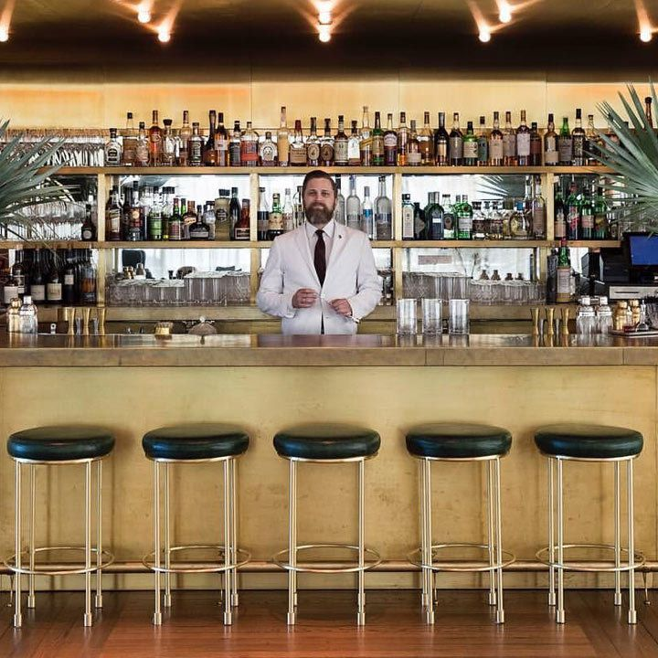 Living Room bar at The Dewberry