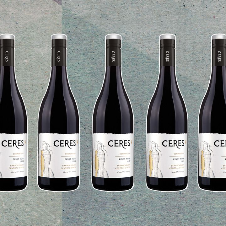 Ceres 2016 Composition Pinot Noir