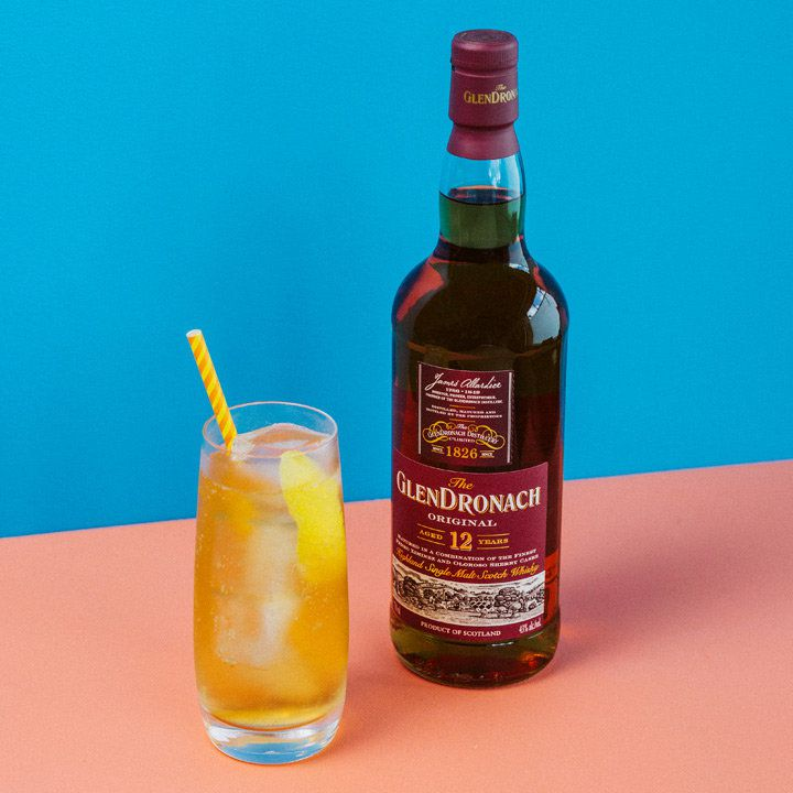 The GlenDronach Original 12 Year bottle