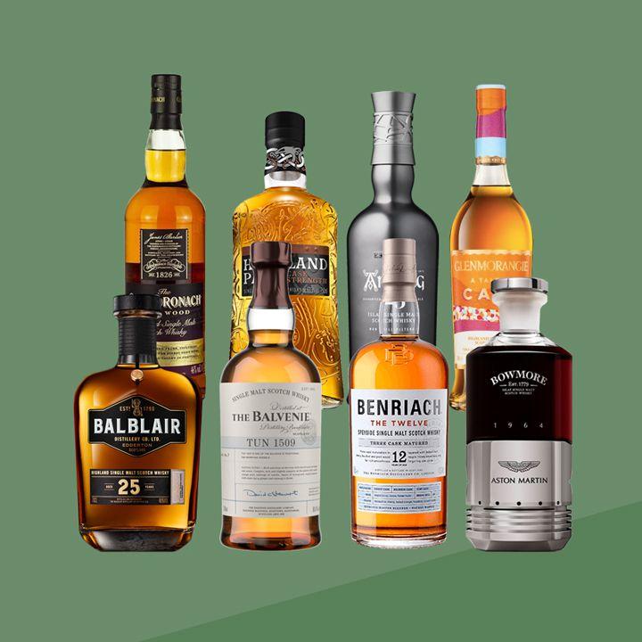 Single malt scotches