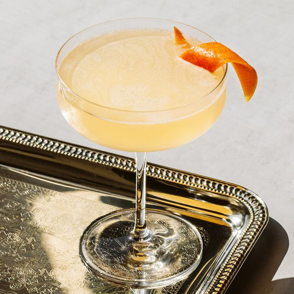 Upper Cut cocktail
