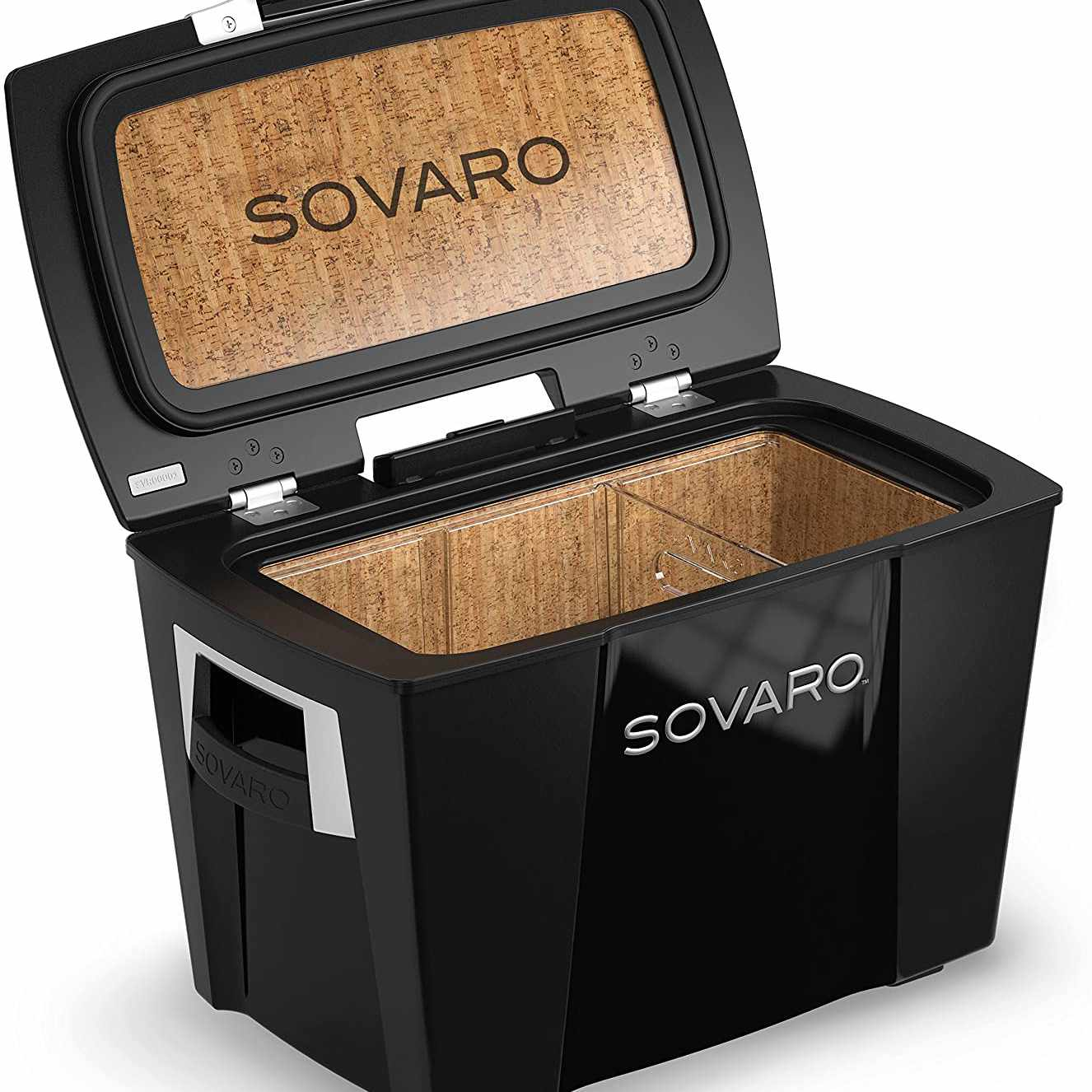 Sovaro 45 Quart Luxury Wine/Spirit Cooler,