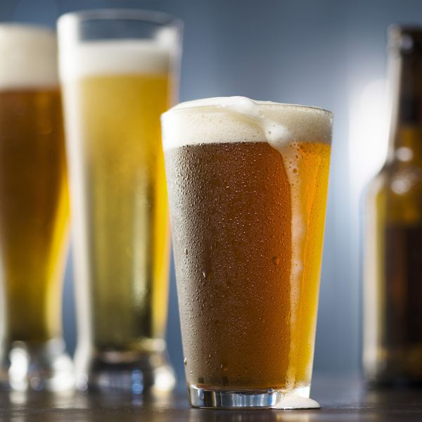 different types of draft beer