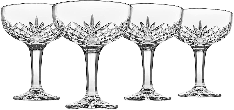 Godinger Champagne Coupes