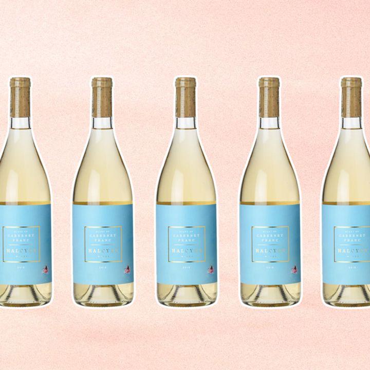 Halcyon Wines 2019 Blanc of Cabernet Franc