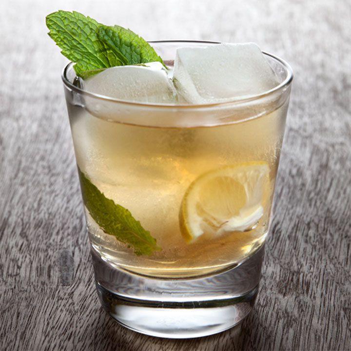 Rye Smash Cocktail Recipe