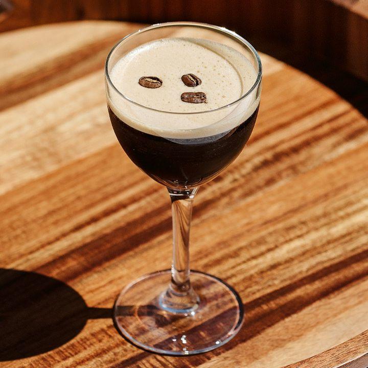 Italian Espresso Martini