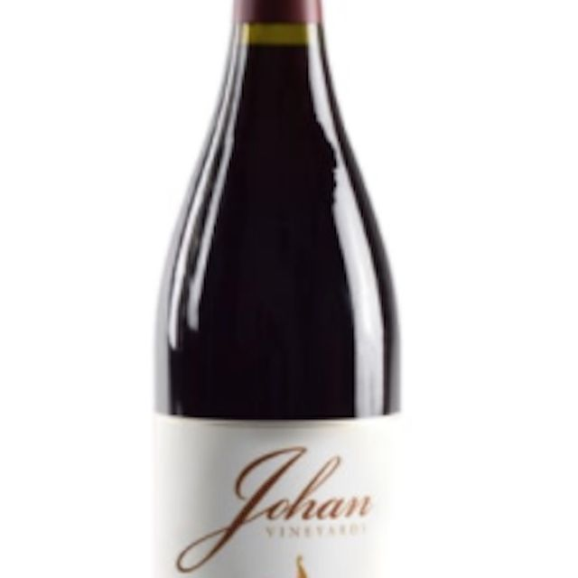2016 Johan Vineyards Estate Pinot Noir Willamette Valley Oregon