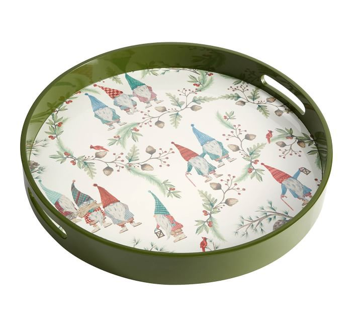 Forest Gnome Serving Tray