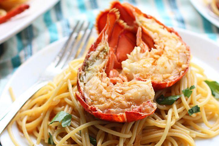 lobster spaghetti recipe