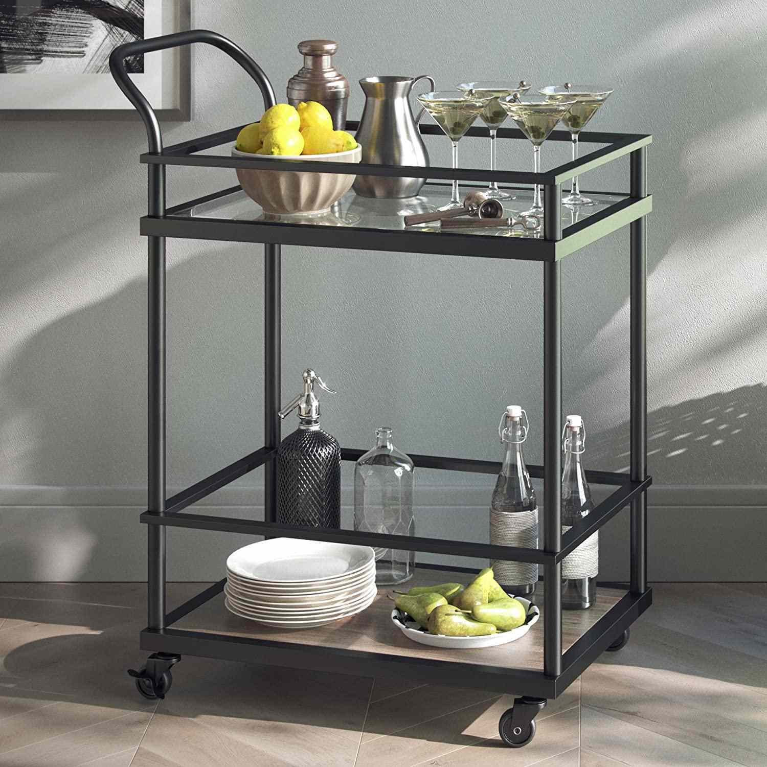 The 8 Best Bar Carts Of 2021