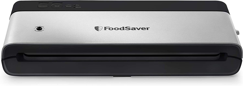 FoodSaver VS0150 Sealer PowerVac Compact Vacuum Sealing Machin