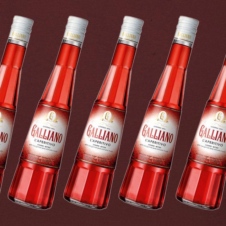 Galliano L'Aperitivo bottle