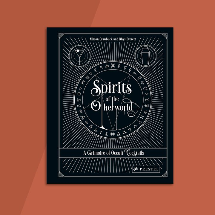 Spirits of the Underworld - 3 Halloween-Themed Cocktail Books To Inspire Your Bar's Drink Menu